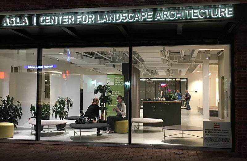 ASLA Center for Landscape Architecture
