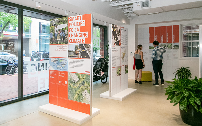 Exhibition: Smart Policies for a Changing Climate