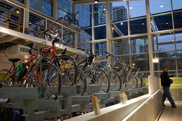 johnson bicycle station