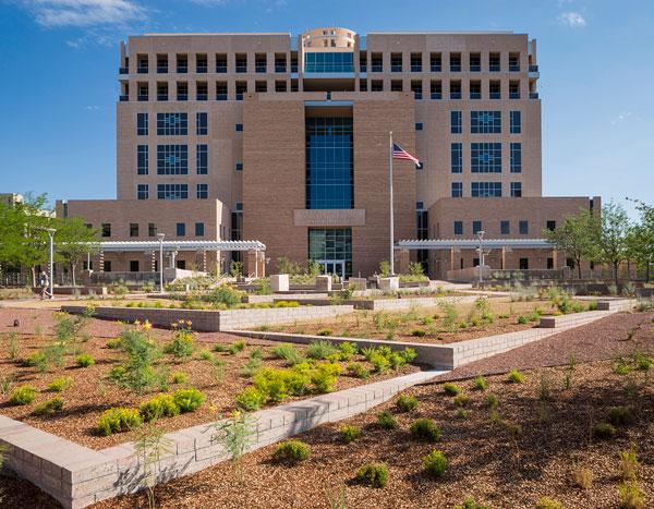 Domenici Courthouse