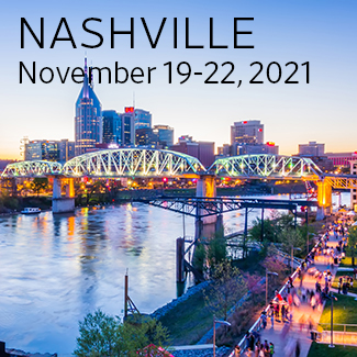 2021 Annual Meeting - Nashville