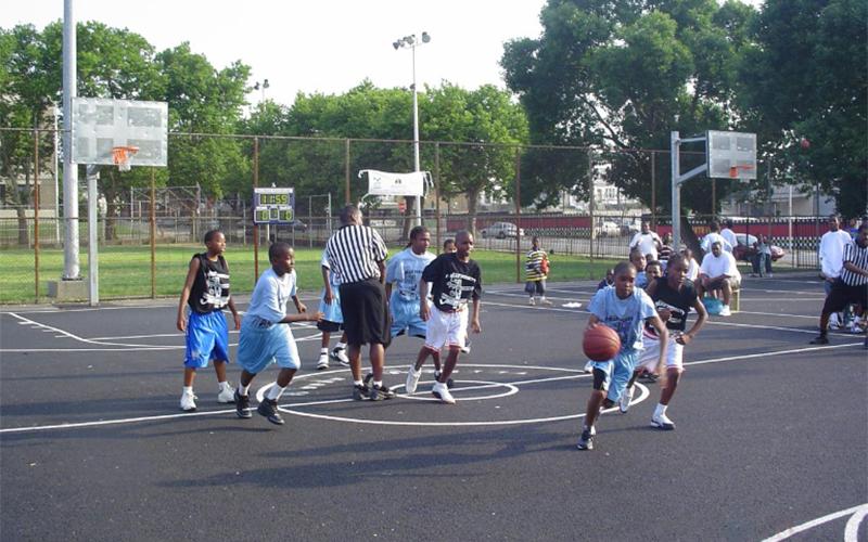 The Mill Creek Playground