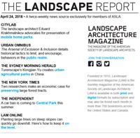 Landscape Report