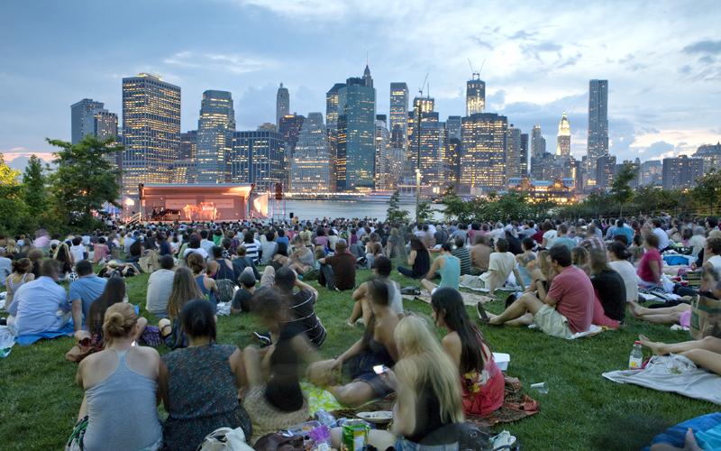 Brooklyn Bridge Park VR