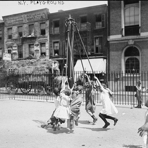 A Brief History of Playground Design