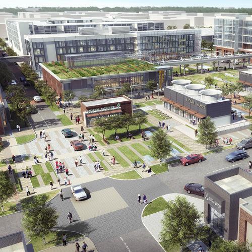 Urban Villages, Town Design, New Urbanism
