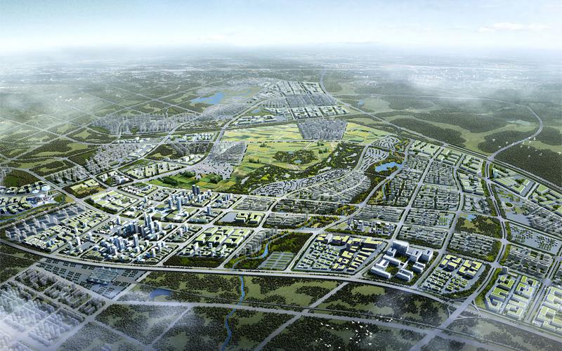 Haikou Eco City