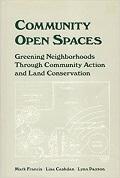 Community open spaces