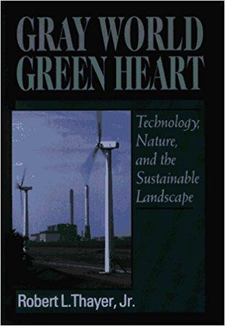 Gray world, green heart