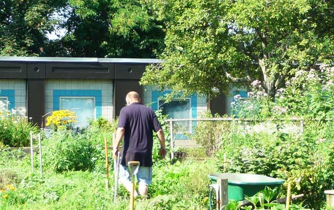 Highland 400 Garden