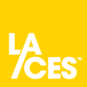 LA CES - Square - Yellow